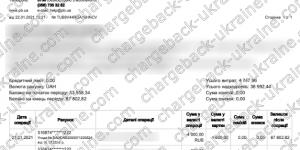 Поверенення 22 січня 2021 – 38 992,44 гривень з HQBROKER