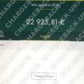 Поверенення 10 лютого 2021 – 22925 євро з Tradershome