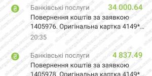 Поверенення 20 березня 2021 – 38838 гривень з Want-Broker