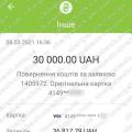 Поверенення 08 березня 2021 – 30000 гривень з i-want.broker