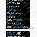 Поверенення 28 квітня 2021 – 3555 доларів з TradersHome
