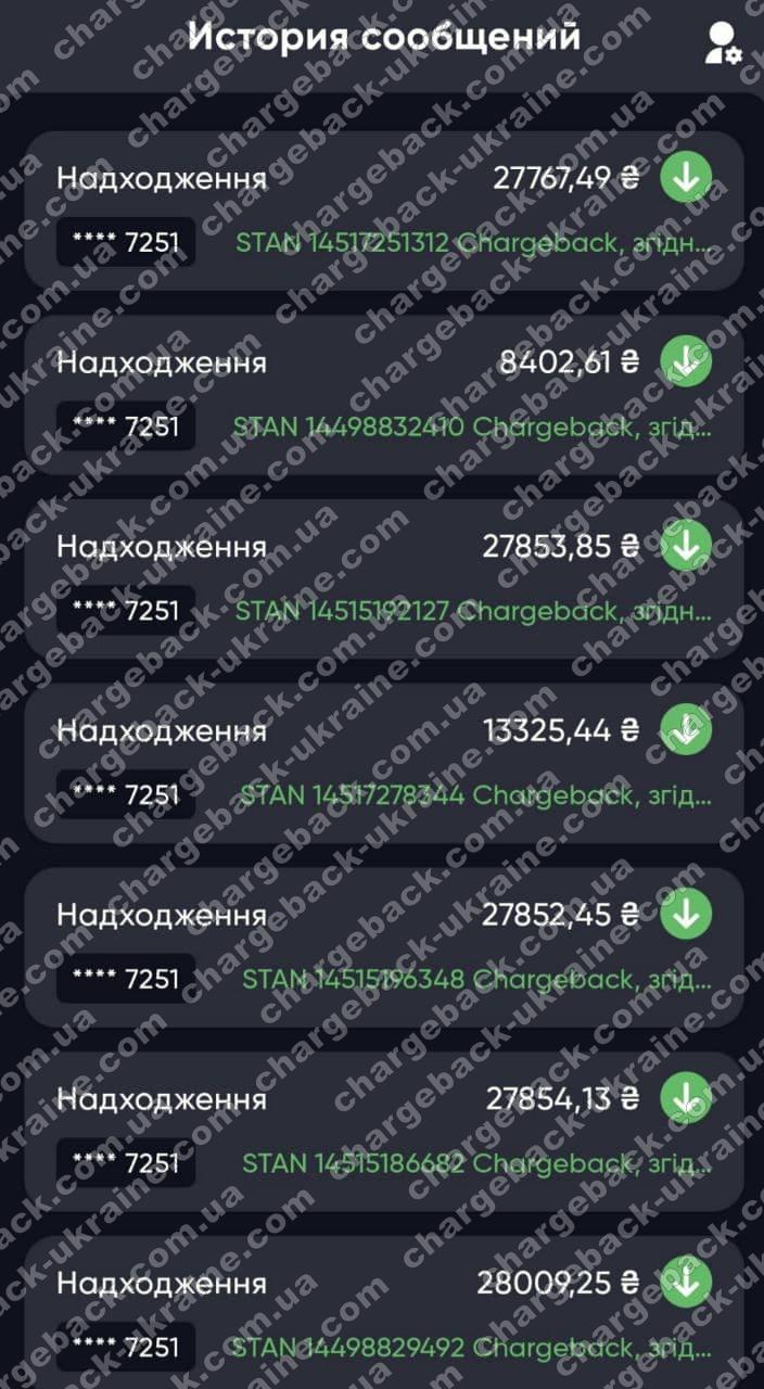 Поверенення 18 травня 2021 – 168 862 грн з vlom