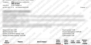 Поверенення 9 липня 2021 – 6975 грн з LBLV