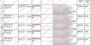 Поверенення 25 травня 2021 – 173920 грн з Tradershome