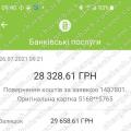Поверенення 26 липня 2021 – 28328 грн з I-Want-BROKER