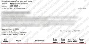Поверенення (чарджбек) 13 вересня 2021 – 65241 гривень з amerom